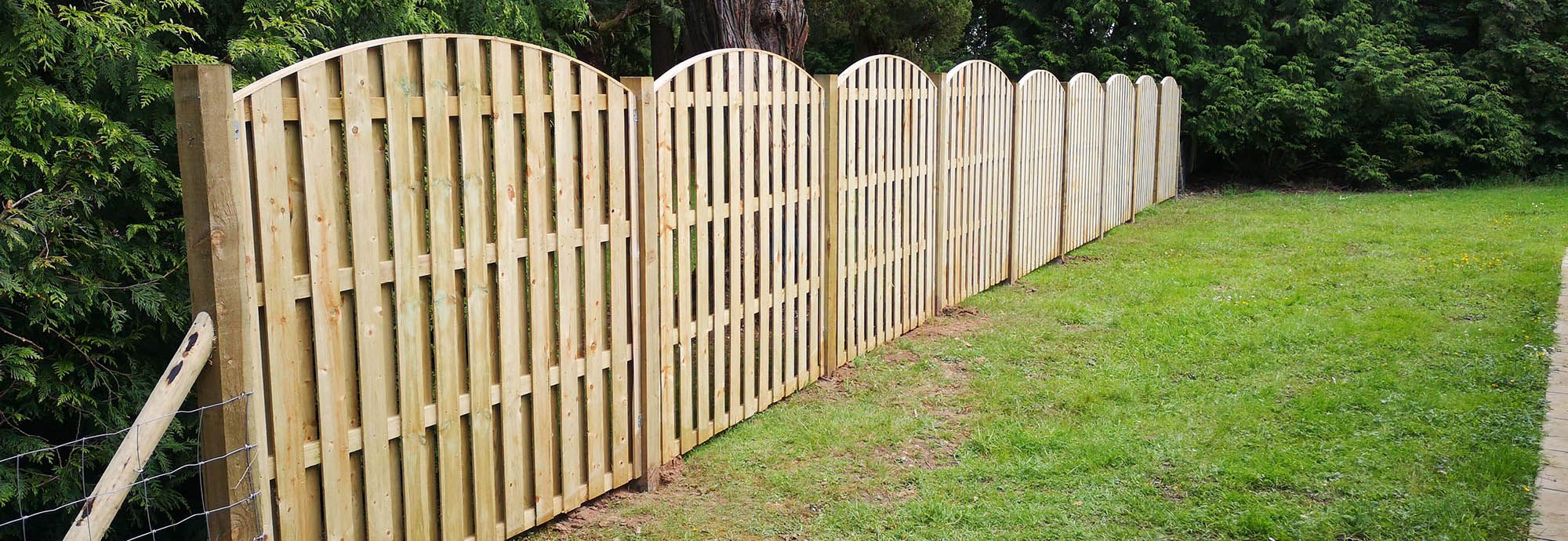 Domestic Fencing & Gates