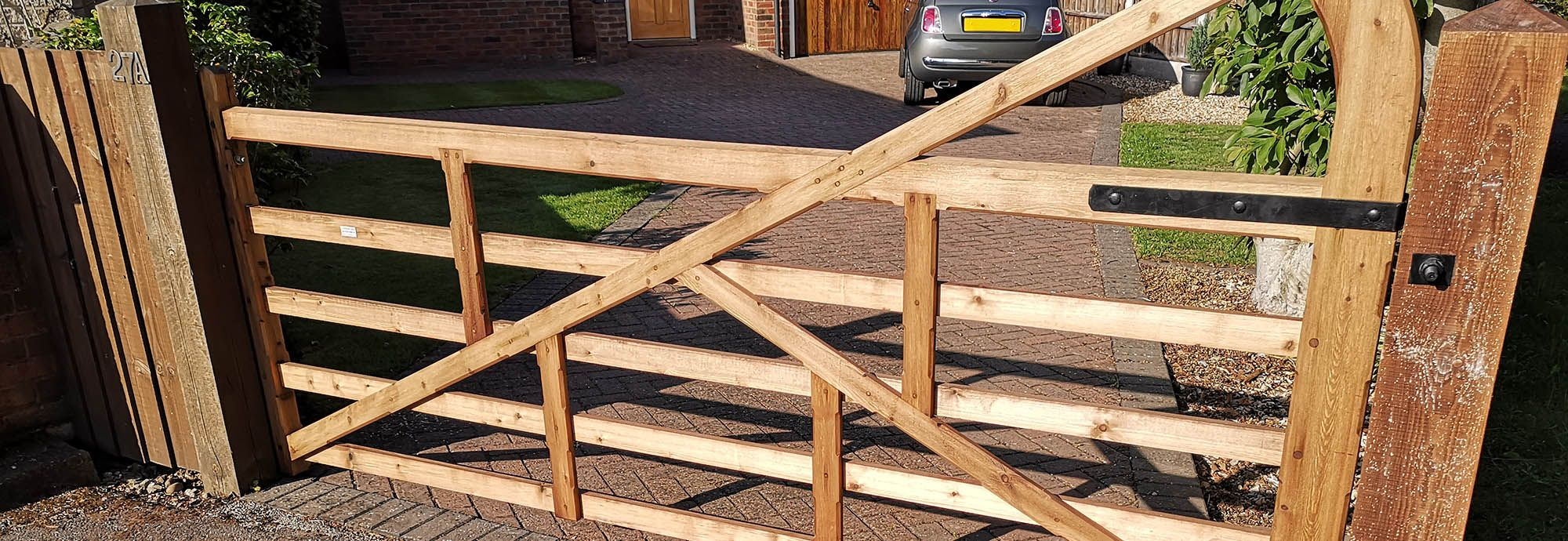 Security Fencing & Gates