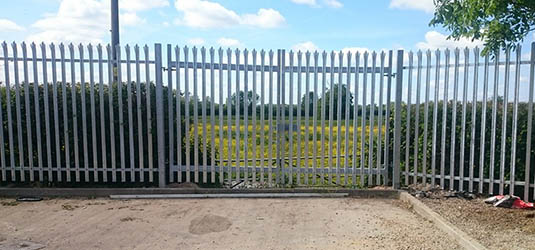 Commercial, Industrial & Security Fencing